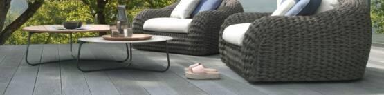 Timberline AG ist Generalimporteur von Millboard Terrassenböden