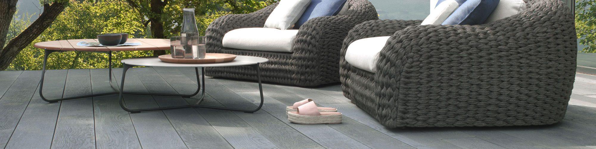 Timberline GmbH ist Generalimporteur von Millboard Terrassenböden